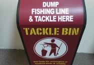 bin signage