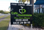Business Signage Outdoors