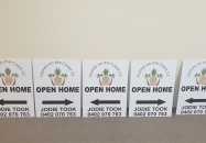 open-home-signage