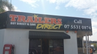 Corporate Signage - Southport