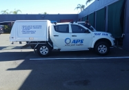 Corporate Cars Signwritten