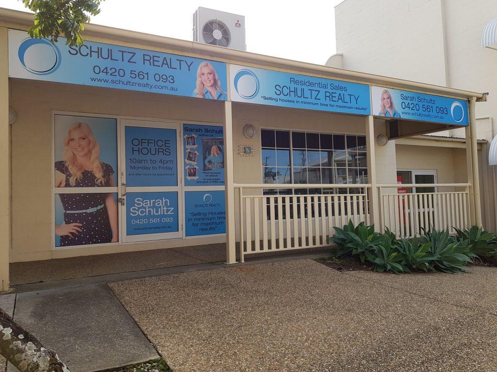 Shopfront and Window Signage